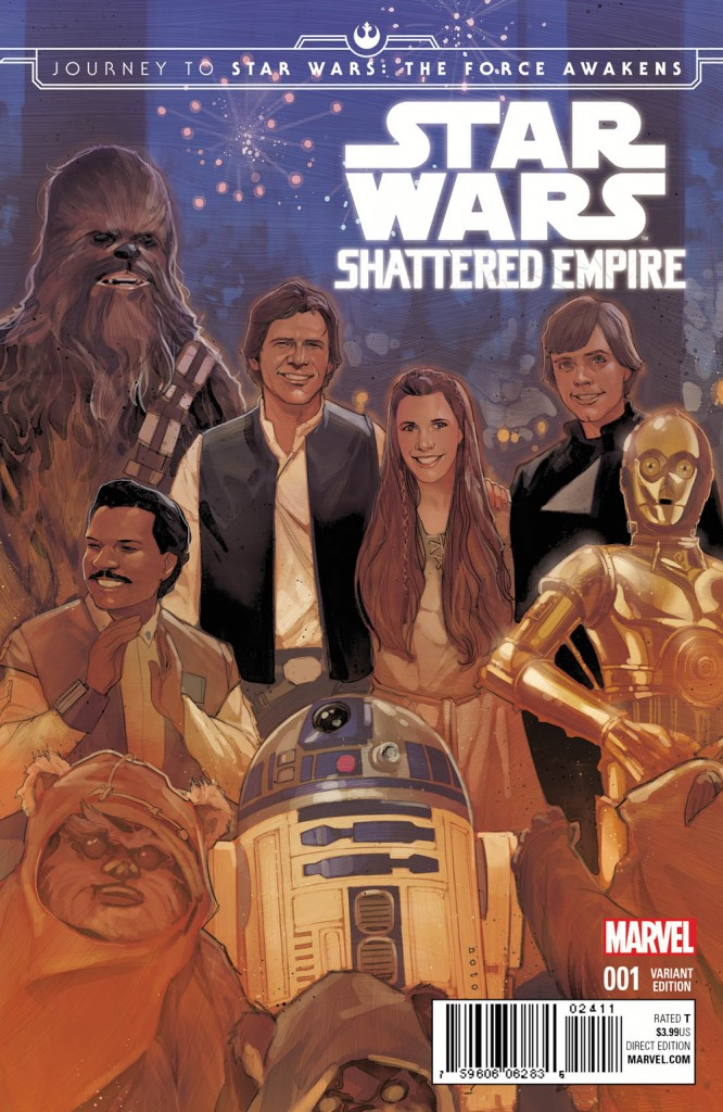 JOURNEY TO STAR WARS: THE FORCE AWAKEN #1