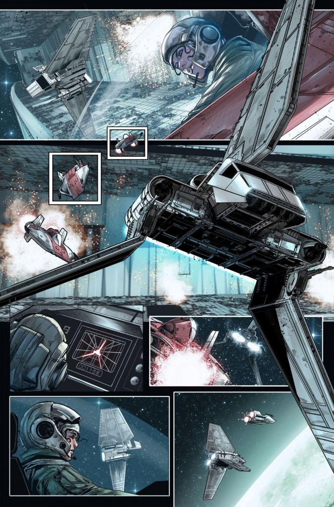 JOURNEY TO STAR WARS: THE FORCE AWAKEN #1 Preview 2