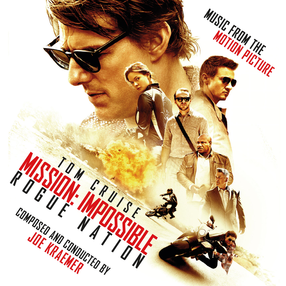 mission impossible rogue nation soundtrack review sci fi movie page. Black Bedroom Furniture Sets. Home Design Ideas