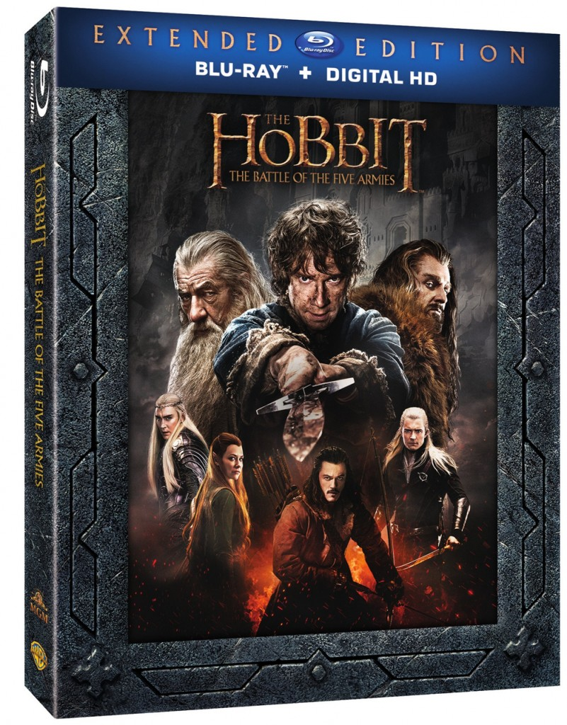 The Hobbit: The Battle of the Five Armies the extended cut