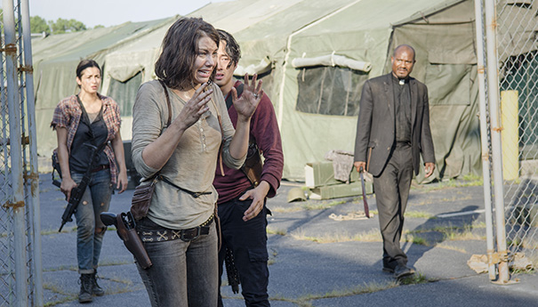 The Walking Dead Season 5 Episode 8