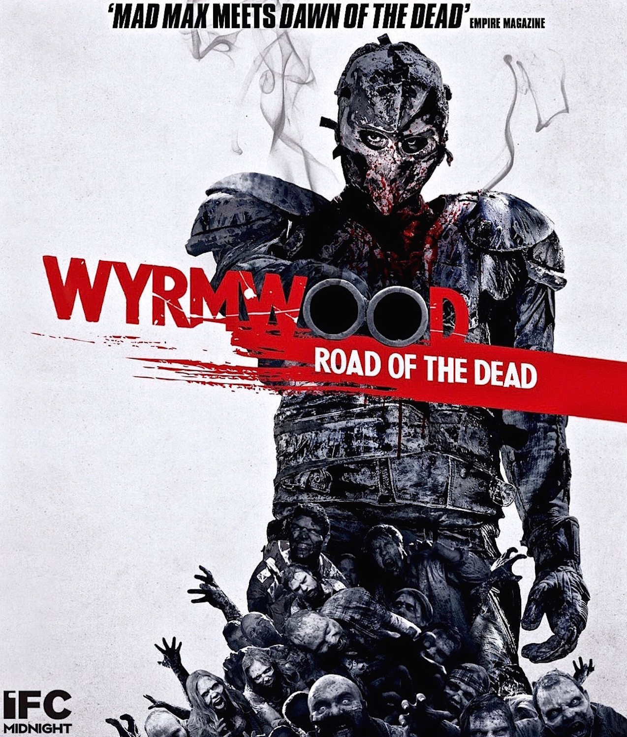 wyrmwood road of the dead bluray review scifi movie page