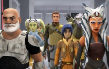 STAR WARS REBELS SEASON 2 New Clip!