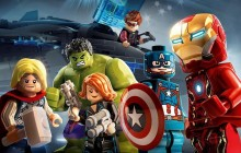 Lego Marvel Avengers Coming in January