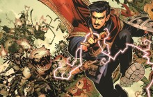 Preview of Doctor Strange #1!