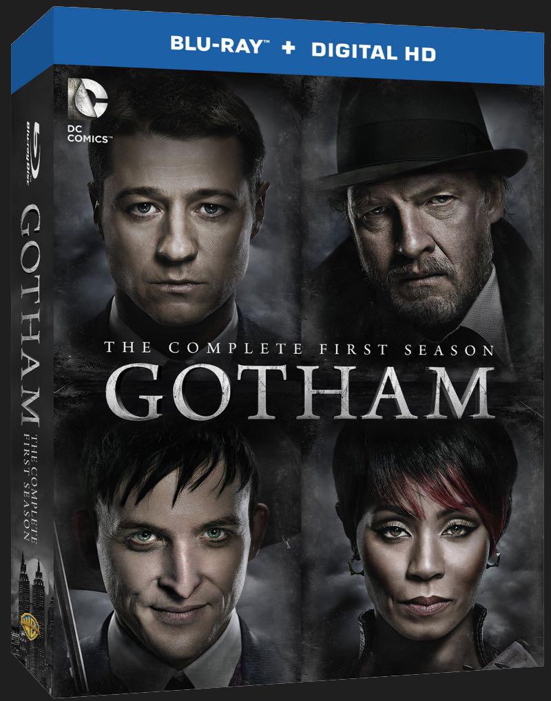 GOTHAM Season 1 Blu-ray