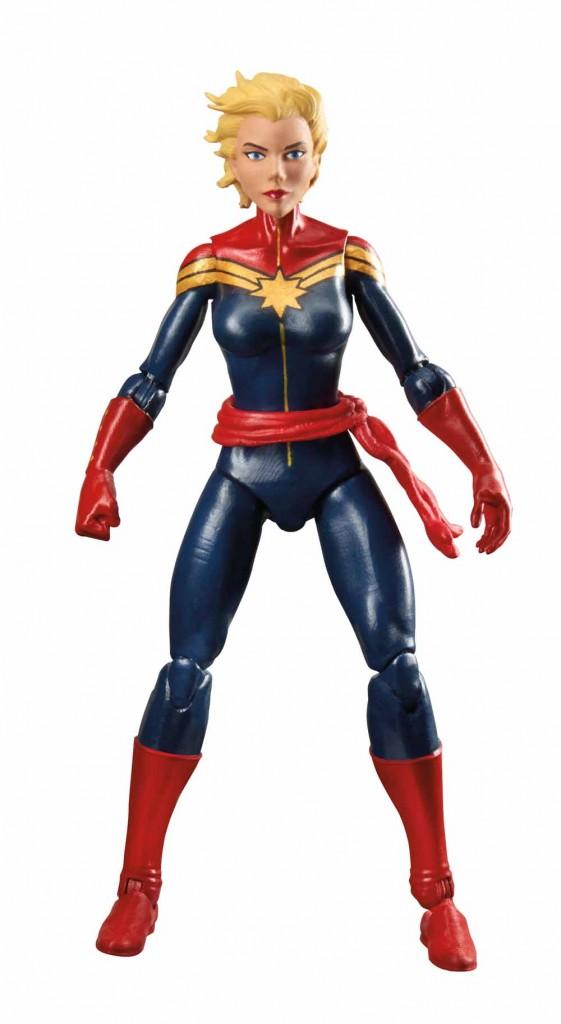 Marvel Legends Captain Marvel,
