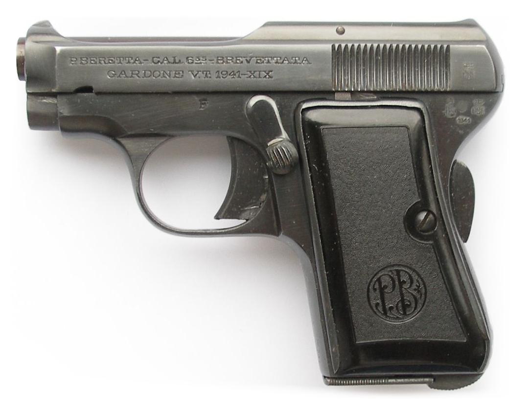 Beretta_418_Pistol