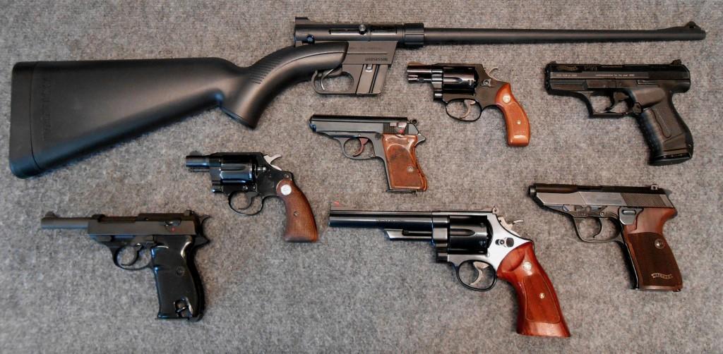 Bond-Guns-~original