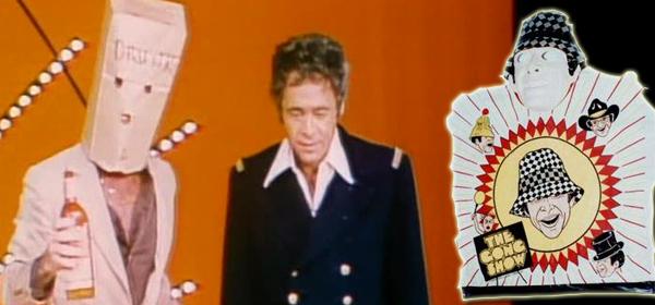 Chuck Barris the Gong Show