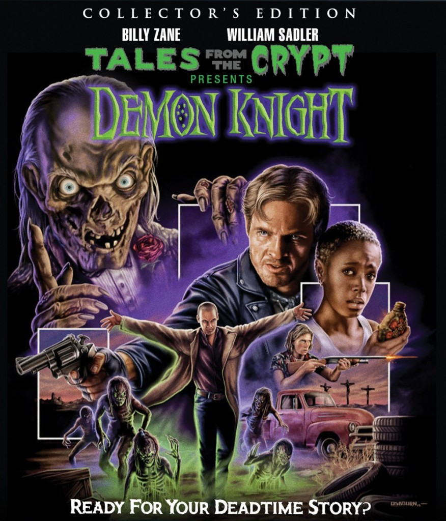 TALES FROM THE CRYPT PRESENTS: DEMON KNIGHT COLLECTOR'S EDITION Blu-ray