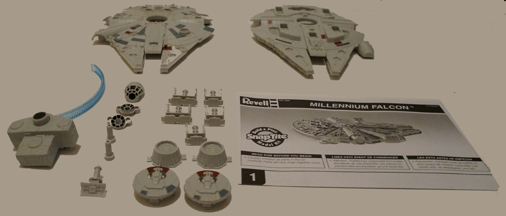 Millennium Falcon,