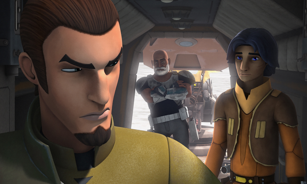 Star Wars Rebels: The Lost Commanders
