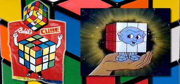 Rubik Costume