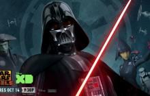 Star Wars Rebels Season 2 Trailer and Clip!