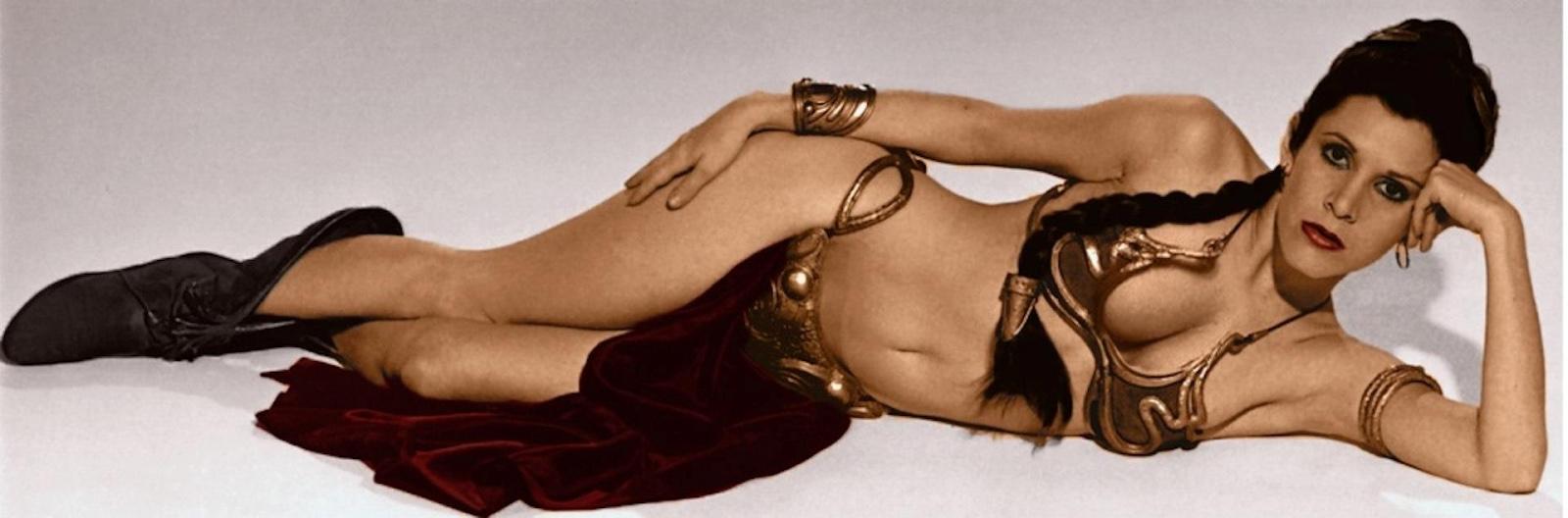 「star wars leia」の画像検索結果