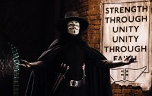 Five Vivacious Moments from V for Vendetta