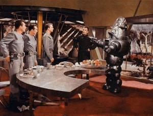 forbidden planet dinner