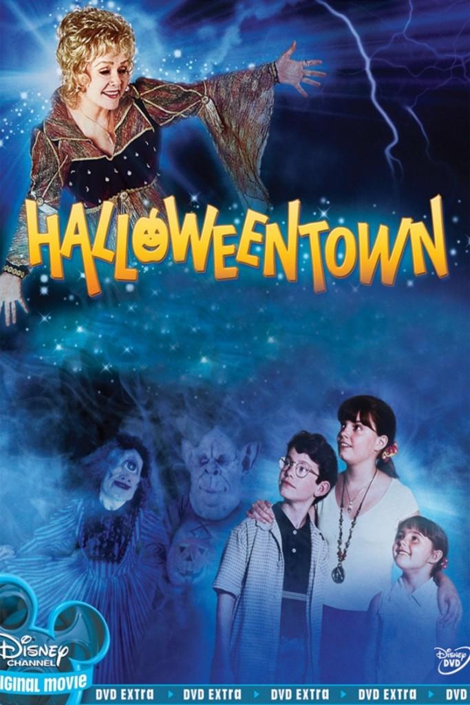 halloweentown cover