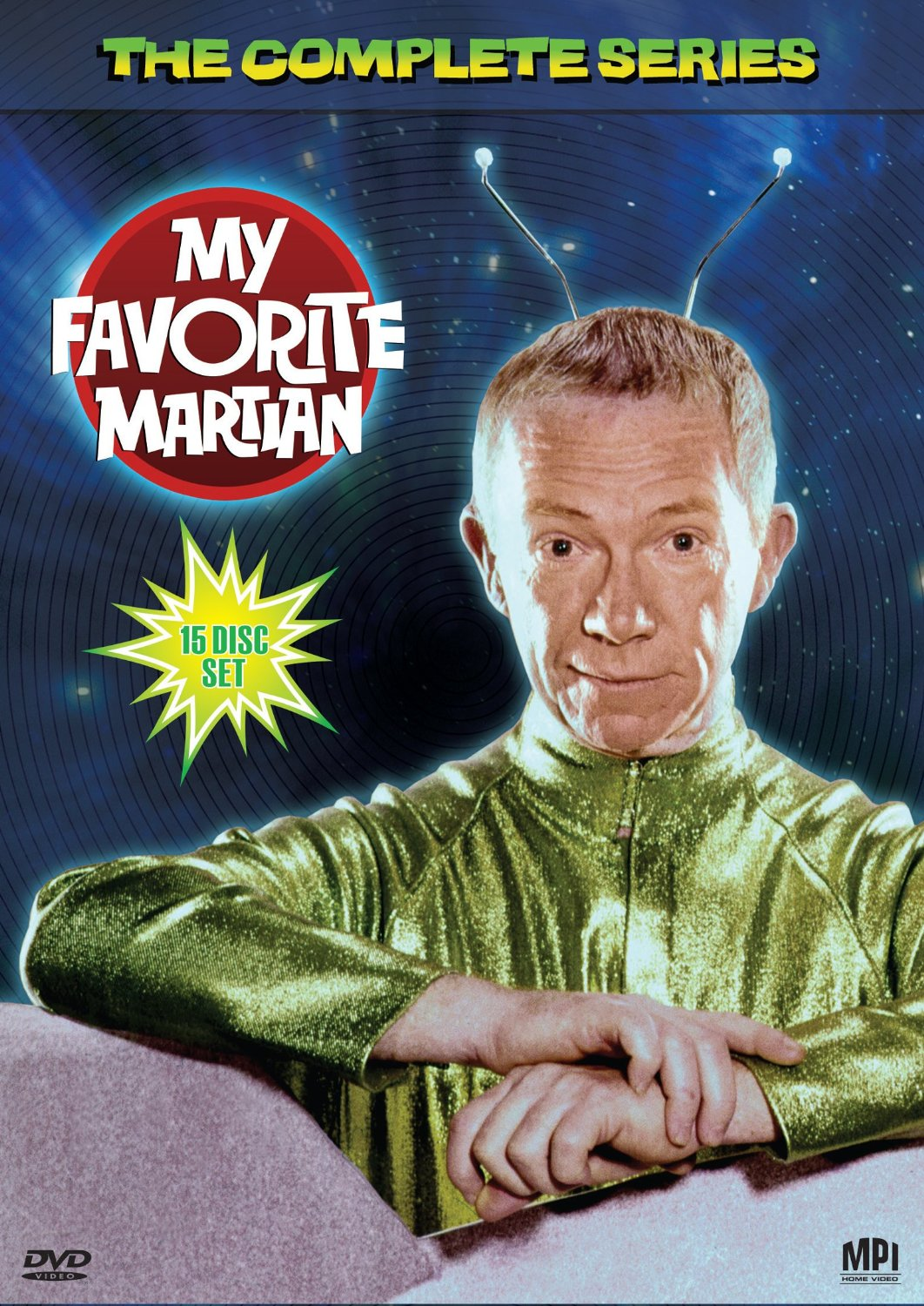 My Favorite Martian Time Travel