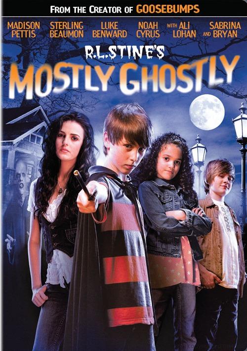 mostlyghostly DVD