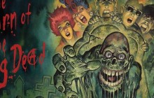 SCI-FI NERD - Return Of The Living Dead (1985): Sex, and Drugs and Zombies Roll