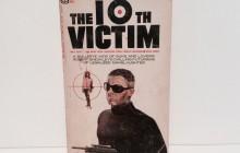 SCI-FI NERD: Saturday Matinee - The 10th Victim (1965): Sci-Fi Italian Style