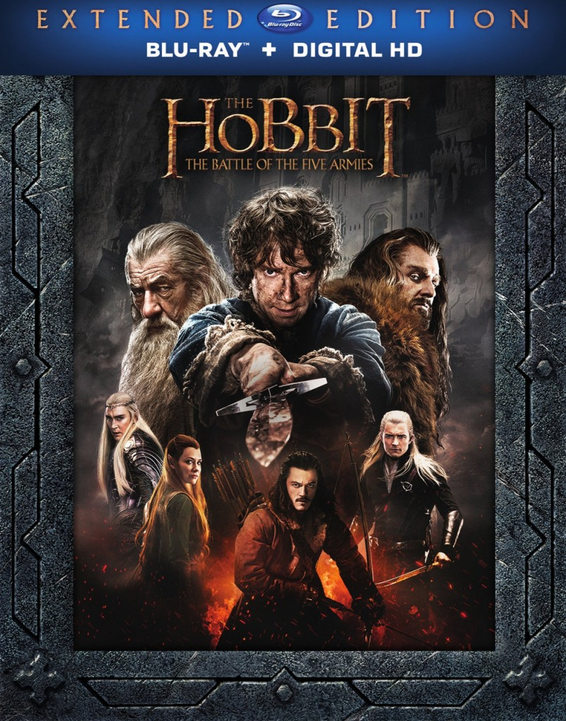 The Hobbit: The Battle of The Five Armies Extended Edition