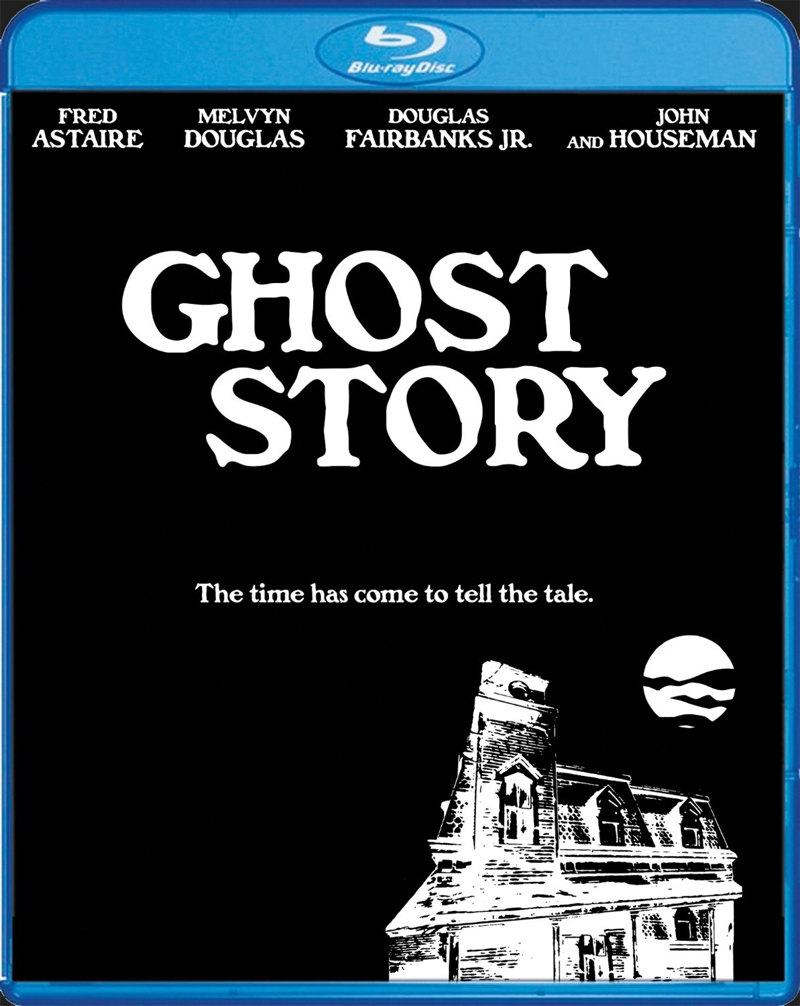 Ghost Story Blu-ray