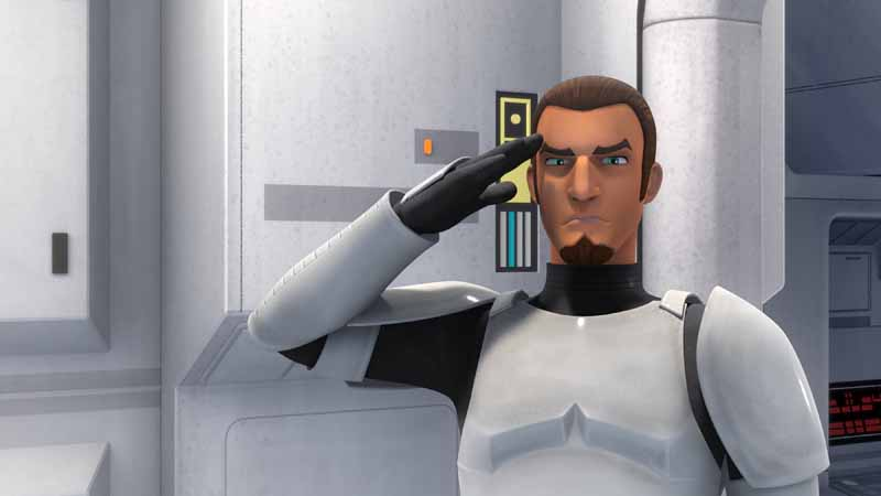 Star Wars Rebels: Stealth Strike