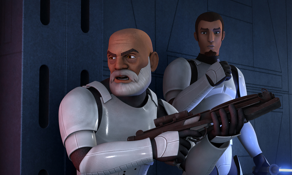 Star Wars Rebels: Stealth Strike