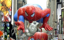 The Macy's Thanksgiving Day Parade - Superheroes and Legends Come to Life!