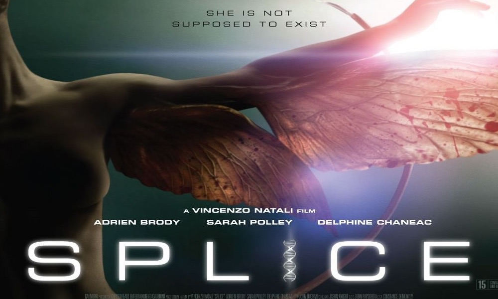 Modern Classics: Splice - Sexy Sci-Fi Horror At Its Best