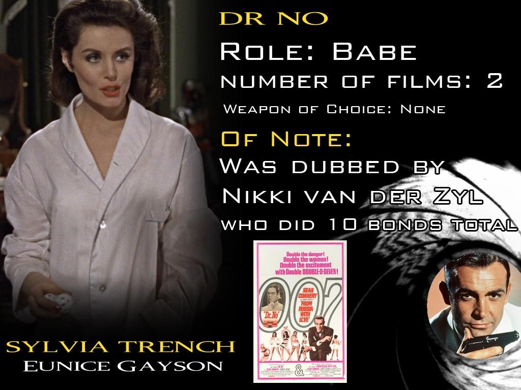 Sylvia Trench