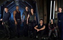 SCI-FI NERD: TV Tuesday - Dark Matter: Mystery And Adventure From SyFy