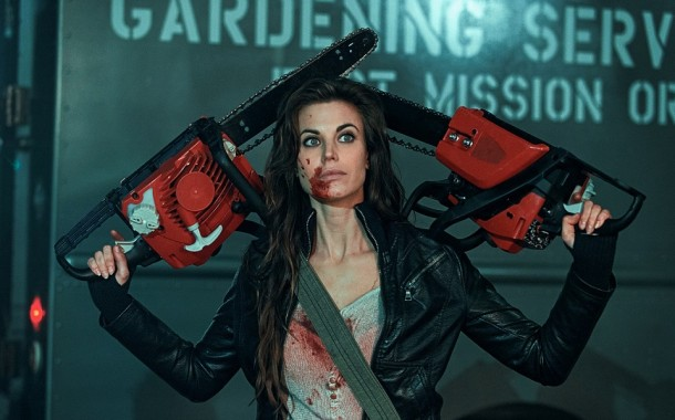 Dead Rising Watchtower Dvd Review Sci Fi Movie Page