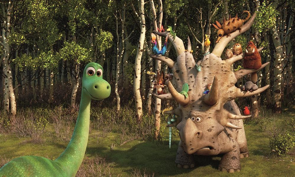 The Good Dinosaur -- Movie Review
