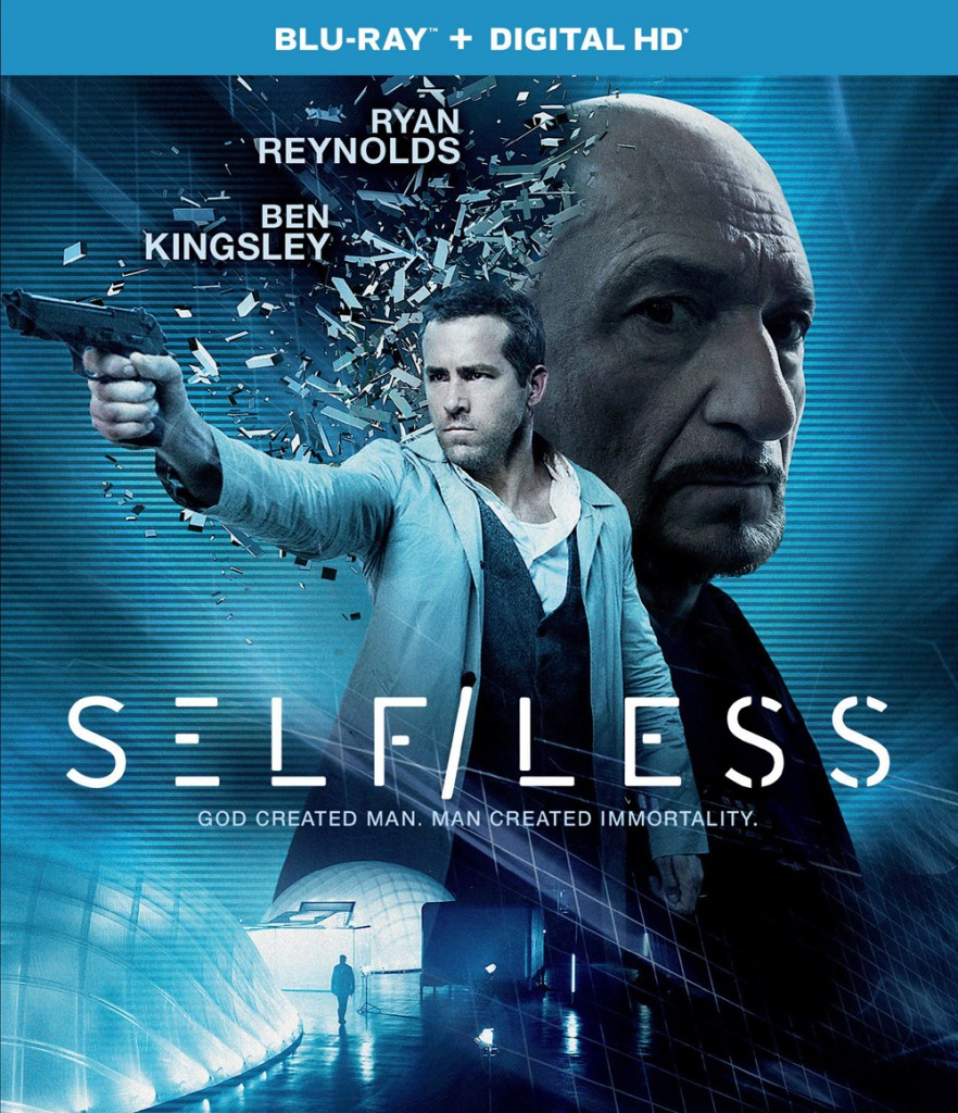 self/less blu-ray