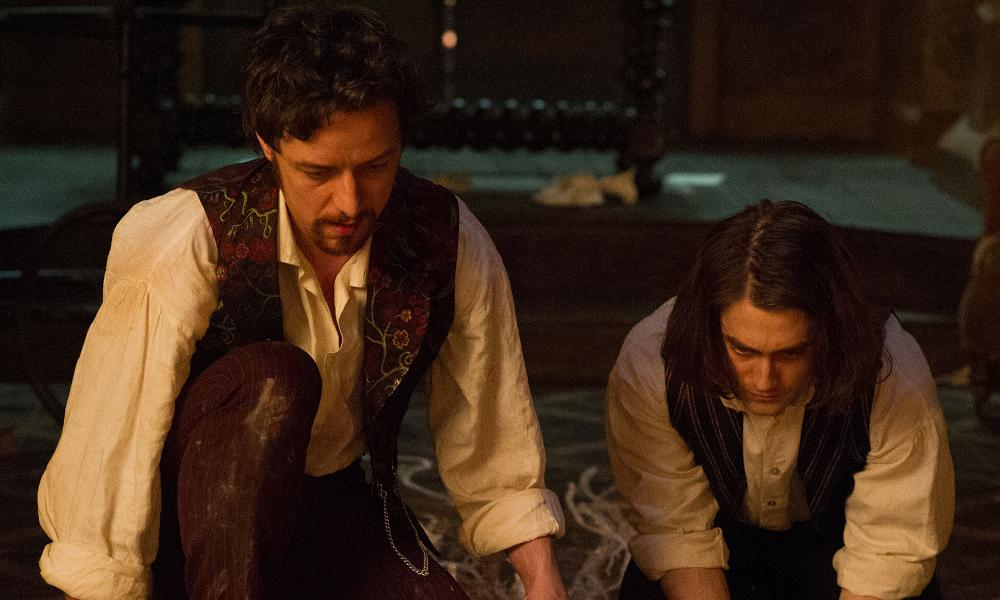 Victor Frankenstein -- Movie Review