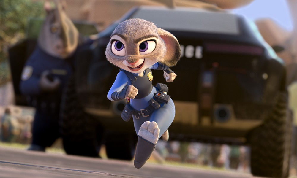 New Trailer for Disney's Zootopia Released