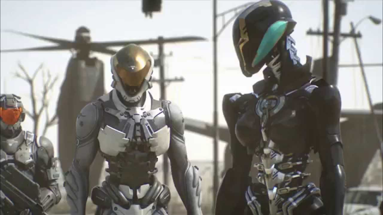 Sci Fi Nerd Animation Wednesday Appleseed Alpha 2014 Cyborgs And Adventure In A Future Wasteland Sci Fi Movie Page