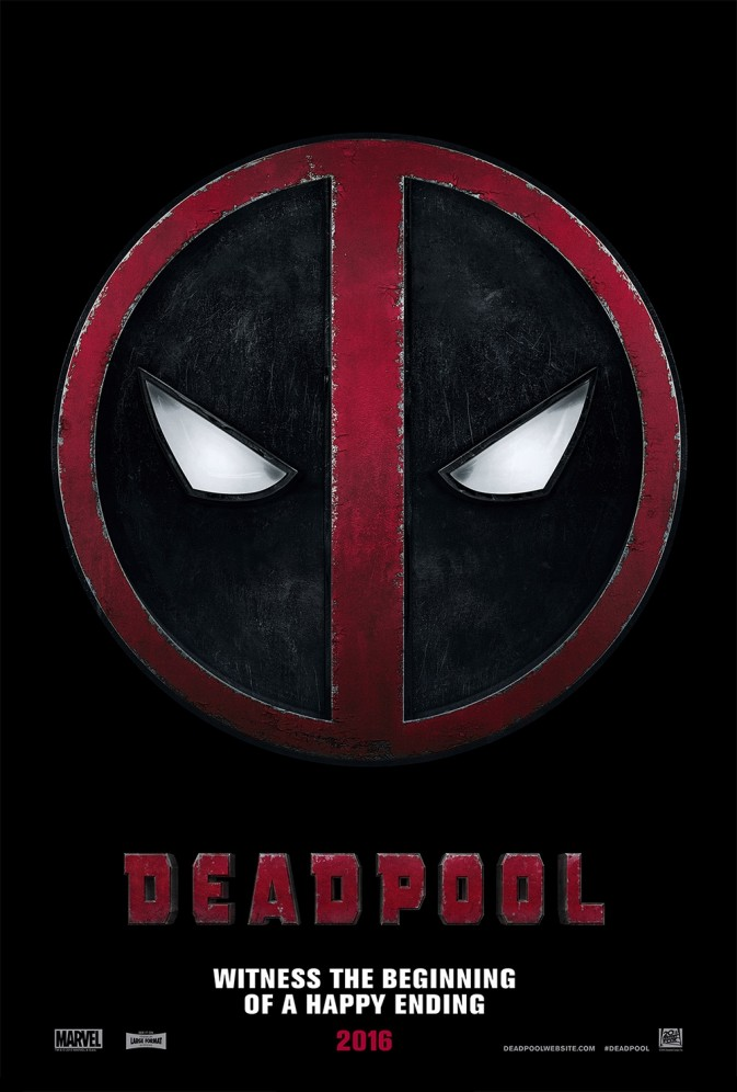 deadpool one sheet