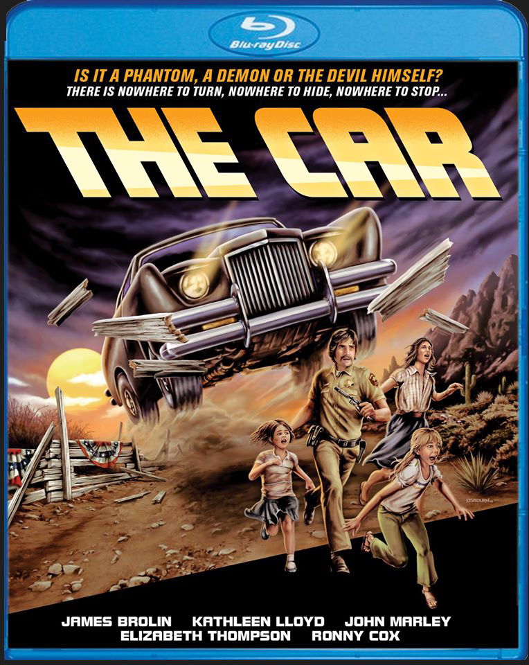 The Car Blu-ray