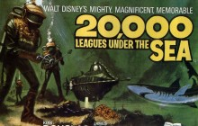 SCI-FI NERD: Throwback Thursday - 20,000 Leagues Under The Sea (1954): Disney Does Jules Verne's Immortal Underwater Adventure
