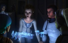 Star Wars Rebels: A Princess on Lothal - First Look