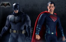 The One:12 Collective Presents Dawn Of Justice - Superman & Batman