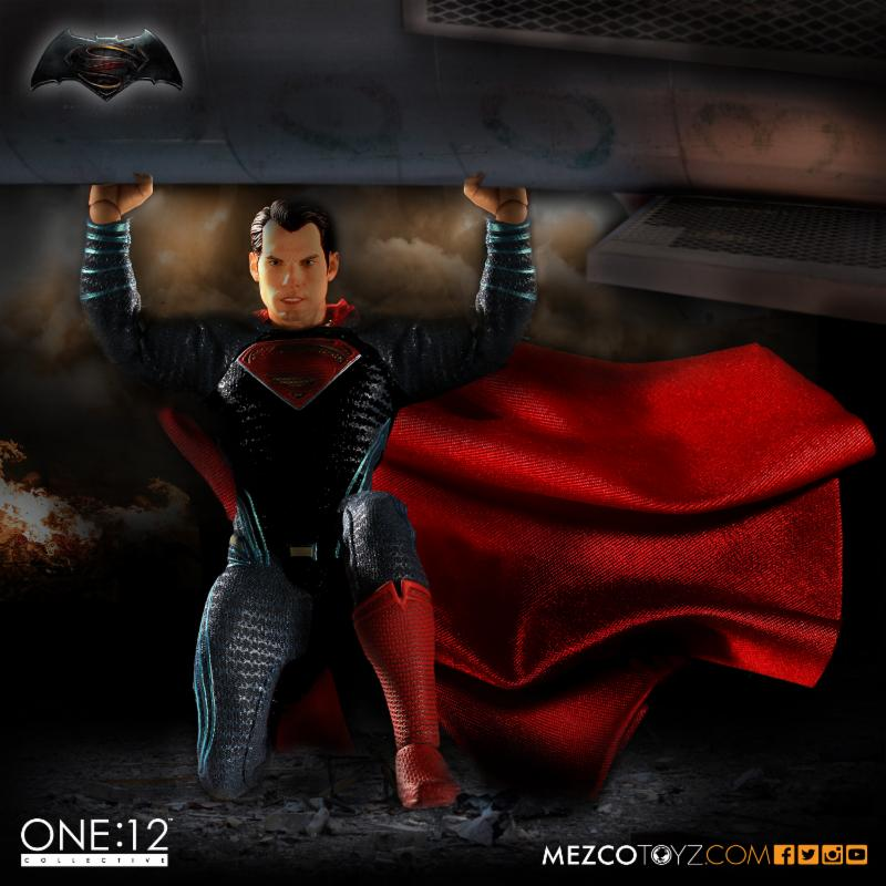 Dawn Of Justice- Superman