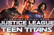 Justice League vs. Teen Titans Blu-ray Review