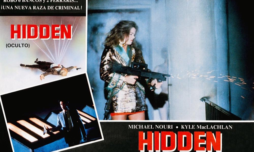 SCI-FI NERD - The Hidden (1987): An Alien Psycho On The Loose With An Appetite For Fast Cars And Violence