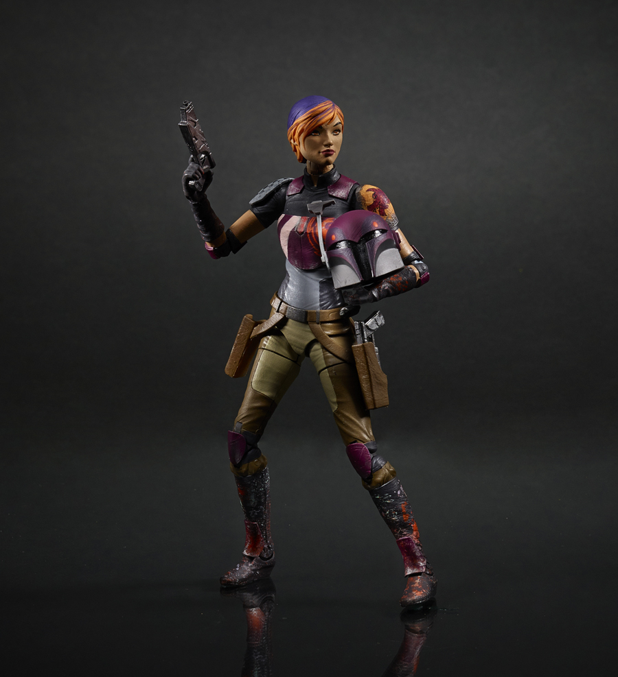 Black Series Sabine